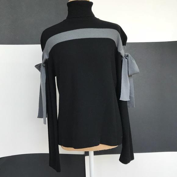 Sonia Rykiel Sweaters - Sonia Rykiel Paris Wool/Cashmere Knit Sweater